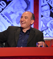 Have I Got News For You. Armando Iannucci. Copyright: BBC / Hat Trick Productions.