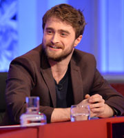 Have I Got News For You. Daniel Radcliffe. Copyright: BBC / Hat Trick Productions.