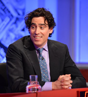 Have I Got News For You. Stephen Mangan. Copyright: BBC / Hat Trick Productions.
