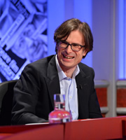 Have I Got News For You. Robert Peston. Copyright: BBC / Hat Trick Productions.