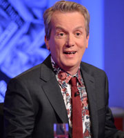 Have I Got News For You. Frank Skinner. Copyright: BBC / Hat Trick Productions.