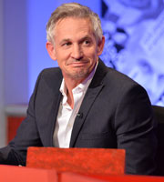 Have I Got News For You. Gary Lineker. Copyright: BBC / Hat Trick Productions.