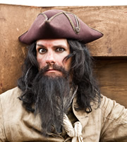 Horrible Histories. Mathew Baynton. Copyright: Lion Television / Citrus Television.