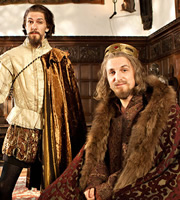 Horrible Histories. Image shows from L to R: Mathew Baynton, Ben Willbond. Copyright: Lion Television / Citrus Television.