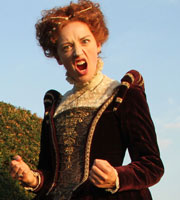 Horrible Histories. Jessica Ransom. Copyright: Lion Television / Citrus Television.