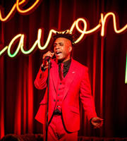 The Javone Prince Show. Musical Director (Omar Lyefook OBE). Image credit: British Broadcasting Corporation.