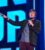 The John Bishop Show. James Acaster. Copyright: Lola Entertainment.