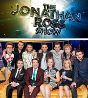 The Jonathan Ross Show. Copyright: Hot Sauce / ITV Studios.