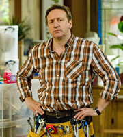Life Of Riley. Jim Riley (Neil Dudgeon). Copyright: Catherine Bailey Productions Limited.