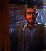 Little Crackers. Satan (Julian Barratt).