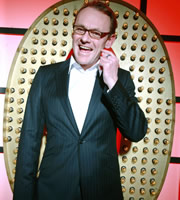 Live At The Apollo. Sean Lock. Copyright: Open Mike Productions.