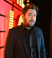 Live At The Apollo. Nick Helm. Copyright: Open Mike Productions.