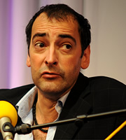 MacAulay And Co. Alistair McGowan. Copyright: BBC.