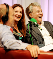 MacAulay And Co. Image shows from L to R: Fred MacAulay, Lucy Porter, Lionel Blair. Copyright: BBC.