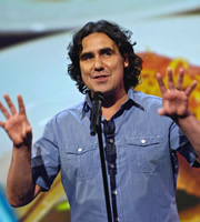 Mock The Week. Micky Flanagan. Copyright: Angst Productions.