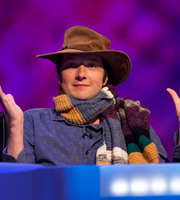 Mock The Week. Chris Addison. Copyright: Angst Productions.