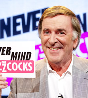 Never Mind The Buzzcocks. Terry Wogan. Copyright: TalkbackThames / BBC.