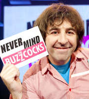 Never Mind The Buzzcocks. David O'Doherty. Copyright: TalkbackThames / BBC.
