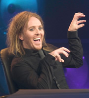 Never Mind The Buzzcocks. Tim Minchin. Copyright: TalkbackThames / BBC.