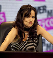 Never Mind The Buzzcocks. Juliette Lewis. Copyright: TalkbackThames / BBC.