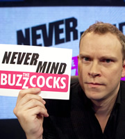 Never Mind The Buzzcocks. Robert Webb. Copyright: TalkbackThames / BBC.