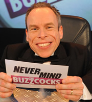 Never Mind The Buzzcocks. Warwick Davis. Copyright: TalkbackThames / BBC.