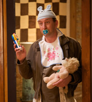 Not Going Out. Lee (Lee Mack). Copyright: Avalon Television / Arlo Productions.