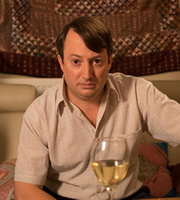 Peep Show. Mark Corrigan (David Mitchell). Image credit: Objective Productions.