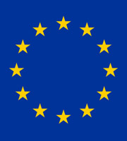 Part of the European flag.
