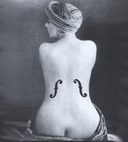 Man Ray picture.