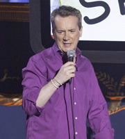 Set List: Stand-Up Without A Net. Frank Skinner. Copyright: Princess Productions / Susquehanna Hats.