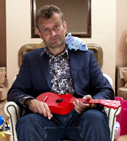 Sitcom Does.... Hugh Dennis. Copyright: North One Television.