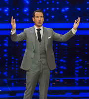Tonight At The London Palladium. Jimmy Carr. Copyright: ITV Studios.