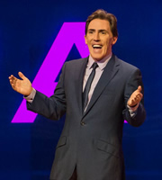 Tonight At The London Palladium. Rob Brydon. Copyright: ITV Studios.