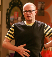 Teenage Kicks. Vernon (Adrian Edmondson). Copyright: Phil McIntyre Entertainment.