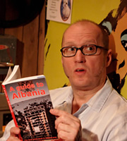 Teenage Kicks. Vernon (Adrian Edmondson). Image credit: Phil McIntyre Entertainment.