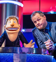 That Puppet Game Show. Jack Dee. Copyright: BBC.