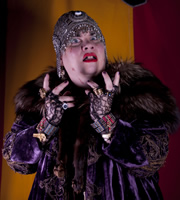 This Is Jinsy. Madame Astralina (Katy Brand). Copyright: The Welded Tandem Picture Company.