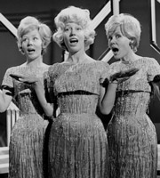 Two Of A Kind. Image shows from L to R: Joycelyn Chinery, Hazel Chinery, Babette Chinery. Copyright: Associated Television.