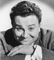 Harry Secombe.
