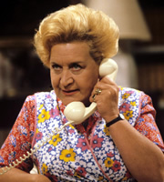 The Unforgettable.... Mollie Sugden. Copyright: North One Television / Watchmaker Productions.