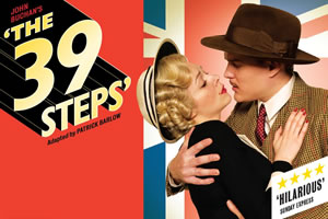 The 39 Steps.