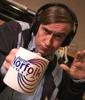 Mid Morning Matters with Alan Partridge movie
