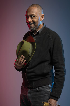 Anansi Boys. Mr Nancy (Lenny Henry). Copyright: BBC.