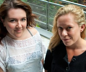 Image shows from L to R: Katy Wix, Anna Crilly. Copyright: Channel 4 Television Corporation.