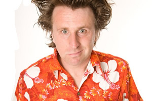 Another Case Of Milton Jones. Milton (Milton Jones). Copyright: Pozzitive Productions.