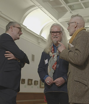Billy Connolly: Portrait Of A Lifetime.
