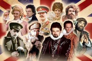 Blackadder. Copyright: BBC / Tiger Aspect Productions.