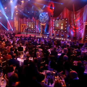 The British Comedy Awards. Copyright: Unique Productions / CPL Productions.