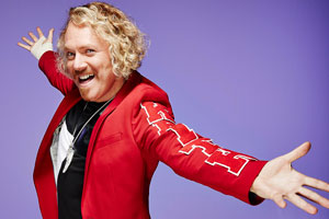 Keith Lemon's Daft Games Night